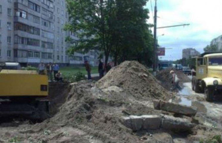 Депутати Сум виділили 14 млн на ремонт колектора, але робити його поки не будуть