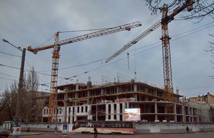 Мінкультури рятує історичний центр міста від забудови