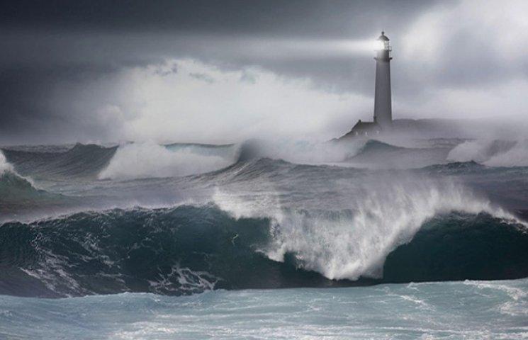 В Одесі знову оголошене штормове попередження