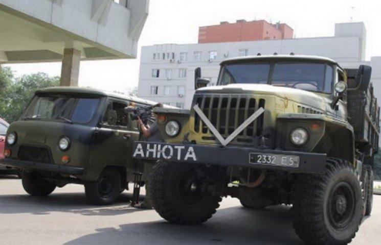 """Волонтери відремонтували для АТО вантажівку """"Анюта"""" (ФОТО)"""