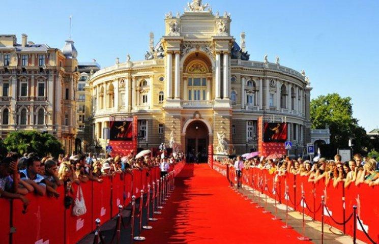 Відкриття Шостого одеського міжнародного кінофестиваля та основні події першого дня