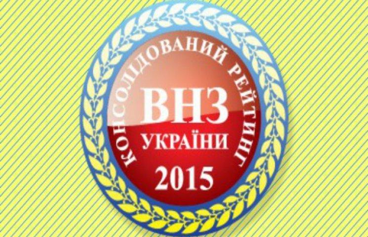 Сумські виші увійшли до сотні кращих в Україні