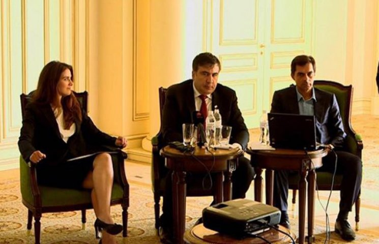 Нові заступники Саакашвілі: Одесою керуватимуть афганець та аспірантка