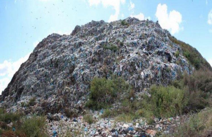 Хмельницьке сміттєзвалище наповзає на місто