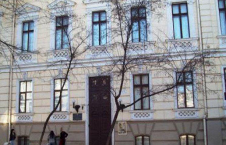 Виставка експонатів присвячена подіям на Сході України
