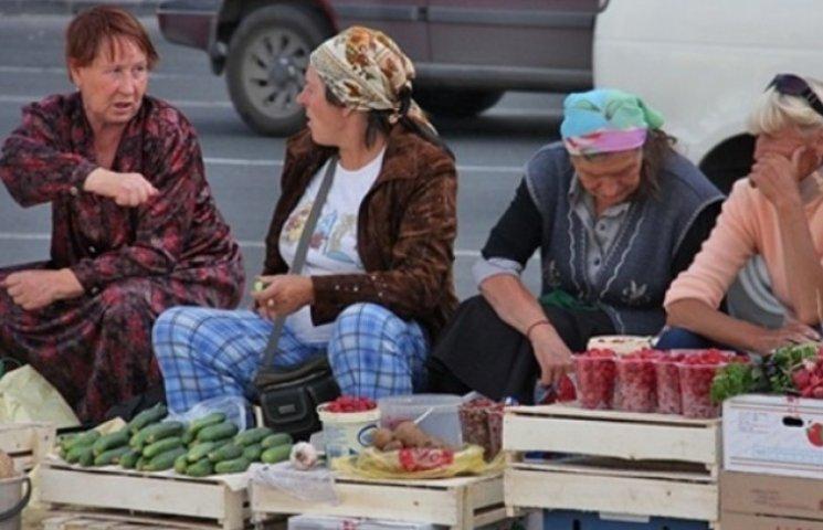 """Вінницьких бабусь за """"солодкі ягоди"""" штрафують на 1360 гривень"""