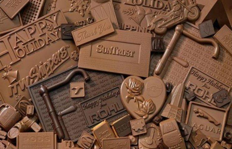 500 років задоволення: Історія шоколаду