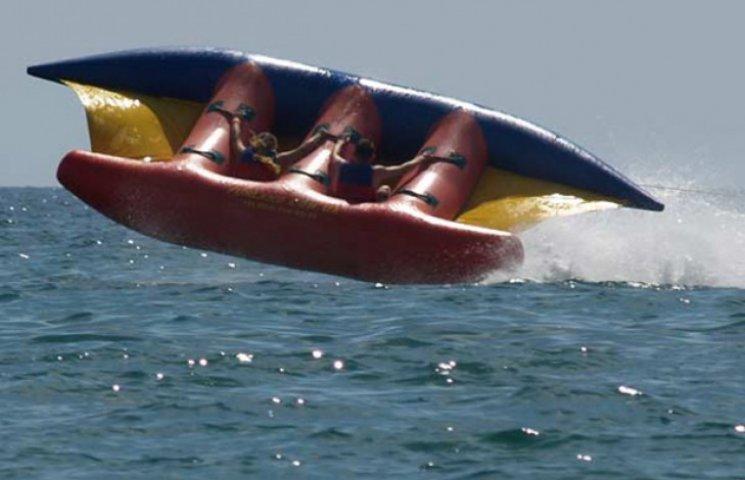 Нові атракціони - скільки коштує в Одесі розважитися на воді