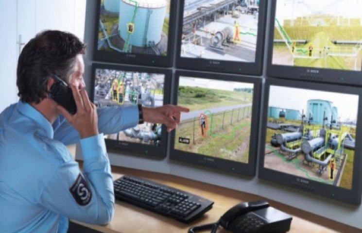 На Хмельниччині запускають систему відеонагляду вартістю в два мільйони