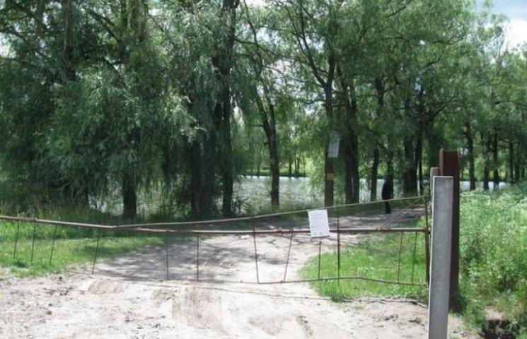 У Красилові намагались впорядкувати відносини орендарів ставків з місцевими жителями