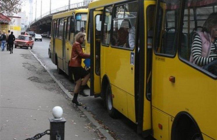 Громада Нової Ушиці не схвалює оптимізацію маршрутної мережі пасажирських перевезень
