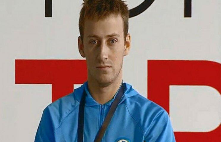 Полтавець став чемпіоном світу із плавання