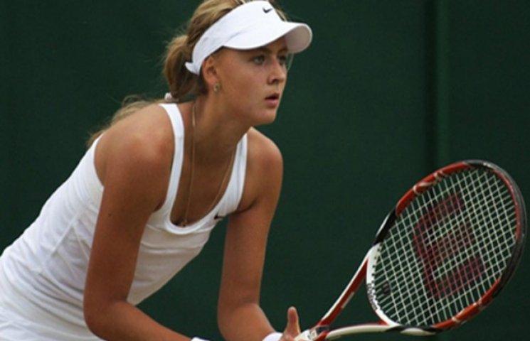 Тенісистка з Одеси підкорює Щвецію