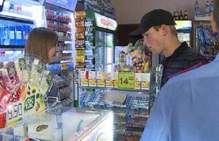 Майже половина магазинів в Тяжилові продає неповнолітніми алкоголь