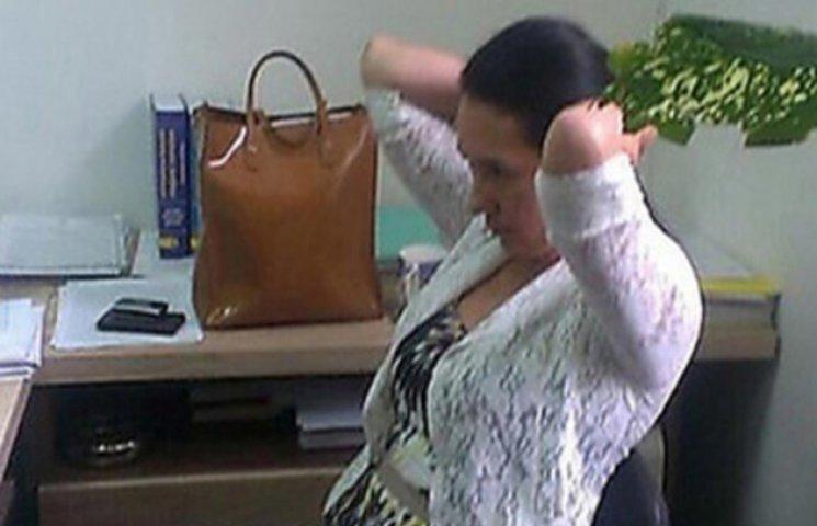Одеський прокурор-хабарник вийшла на свободу під заставу 1,22 мільйона