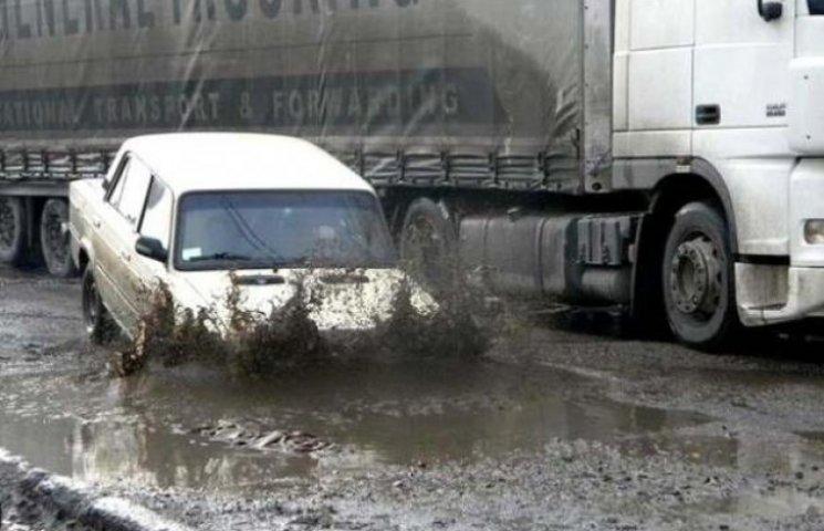 Дороги на 7 вулицях Вінниці потрапили до антирейтингу