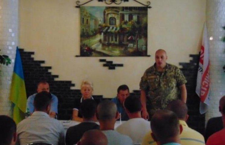 Котовські бійці АТО вимушені самі відстоювати свої права