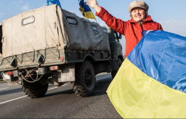 """Дніпропетровський """"Правий сектор"""" встановив """"блокпости"""" з відома влади"""