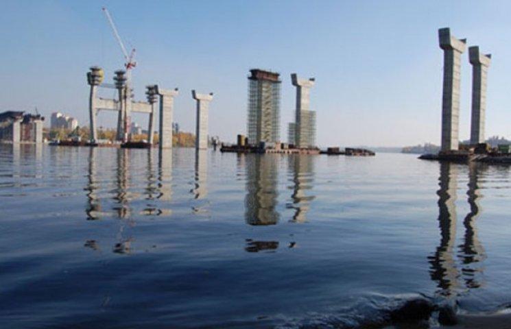 Верховна Рада створила комісію для розслідування ситуації з будівництвом запорізьких мостів
