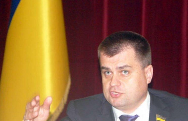 Губернатор Клочко дорікнув меру Лисенку, що той ставить підписи там, де не треба