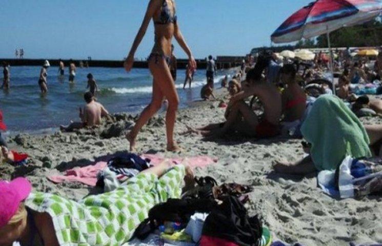 В Одесі цього літа спостерігається масовий наплив туристів