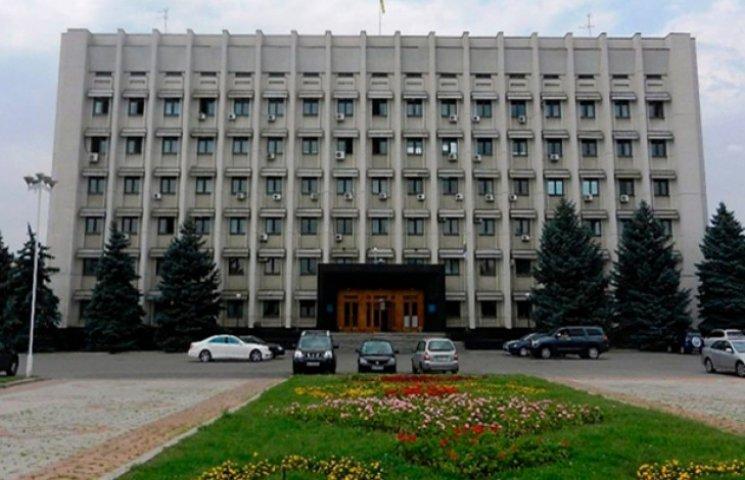 Ліквідація підрозділів в Одеській ОДА триває
