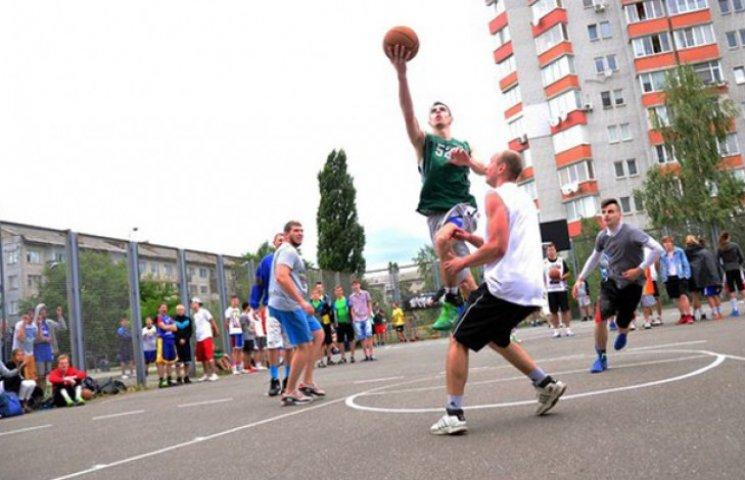 У Сумах відбудеться рейтинговий турнір зі стрітболу