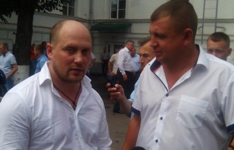 У Полтавській міській раді рахують збитки, завдані Капліним