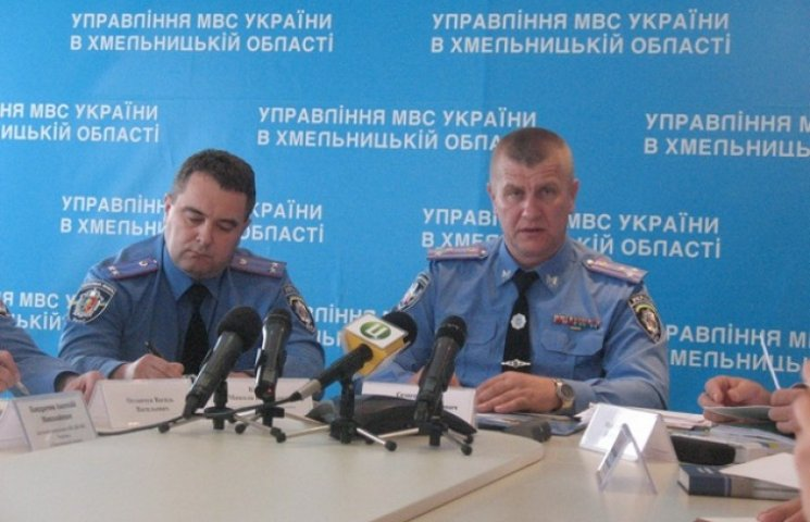 Свою стоденку головний міліціянт області розпочав з повернення довіри до міліції