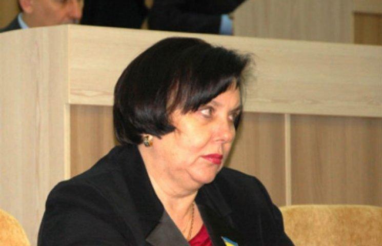 Через сором заступниця голови Сумської облради заявила, що готова скласти повноваження