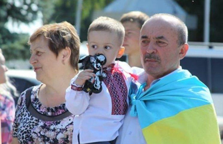 Вінницькі міліціонери повернулись з АТО без втрат