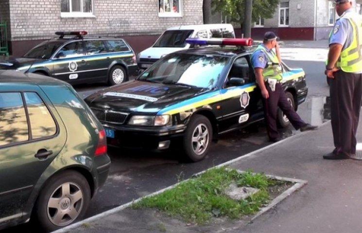 Волонтери знайшли своє авто, яке так і не доїхало в зону АТО