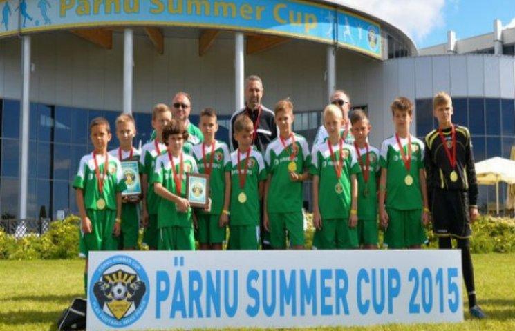 Полтавська футбольна команда виборола перемогу на європейському турнірі