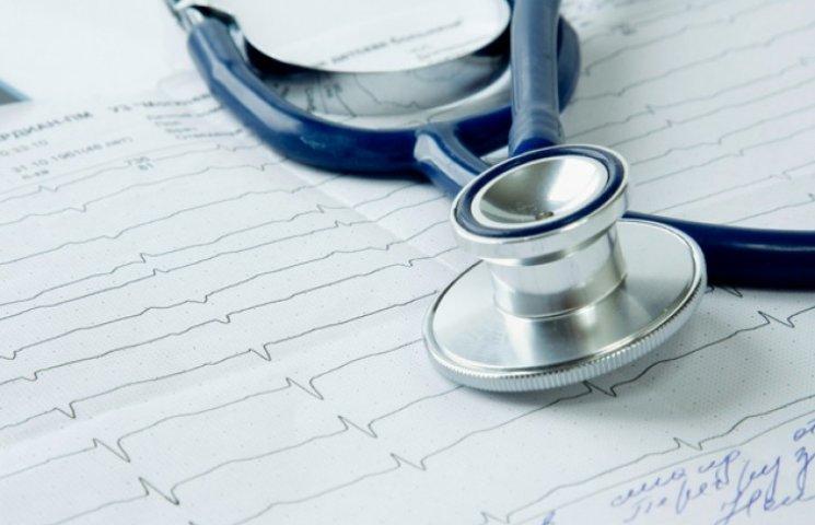 На Хмельниччині в цьому році зменшилася кількість інфарктів та інсультів