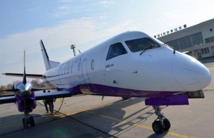 Вінницький аеропорт залишається на роздоріжжі