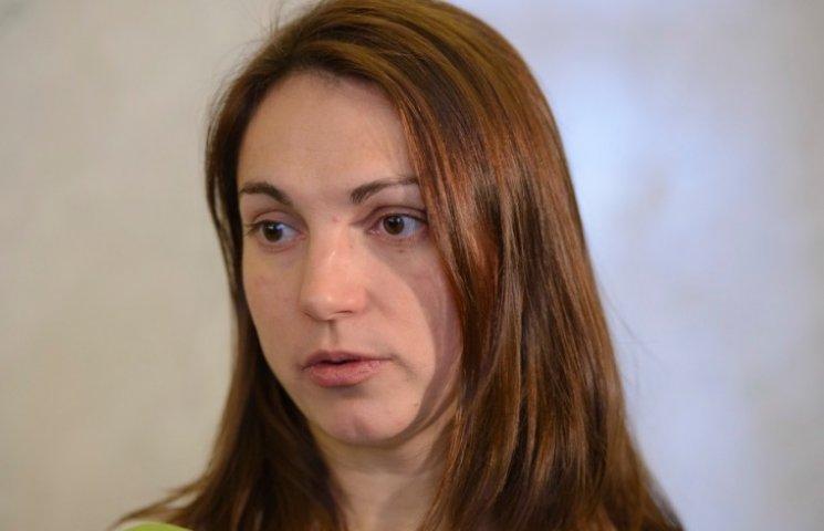 """Самопоміч"" покарала Гопко за свавілля"