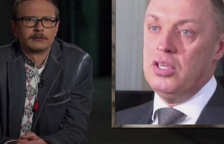 Майкл Щур висміяв Мамая та Капліна