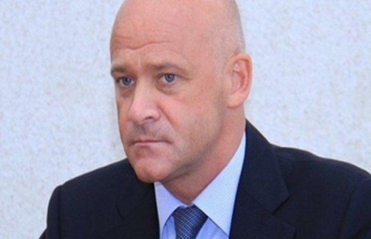 Труханов переймає політику Саакашвілі по звільненню чиновників