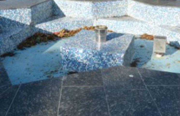 У Сумах повернуть до життя ще один фонтан