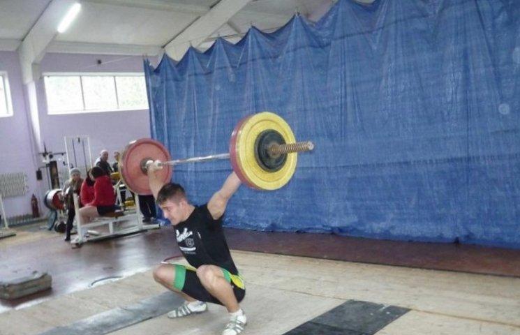 Важкоатлети з Вінниці – бронзові призери всеукраїнських змагань