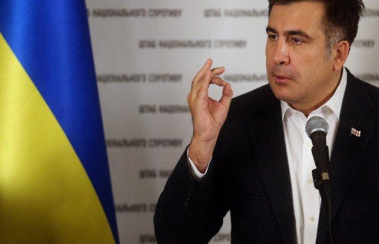 Саакашвілі звинуватив начальника Іллічівського порту в корупції