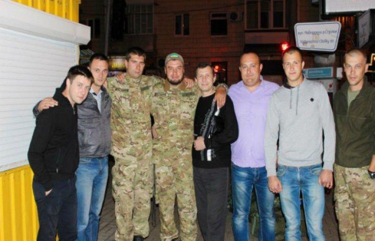 Державна фіскальна служба Сумщини повернулася з АТО без втрат