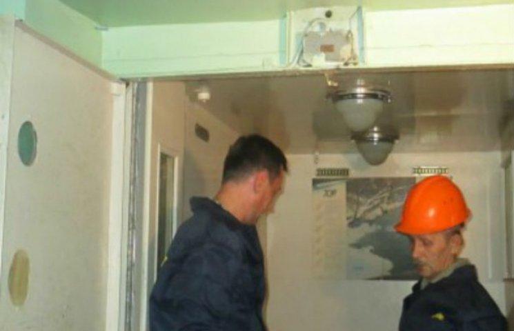 У Сумах ремонтують ліфти. Але тільки у лікарнях