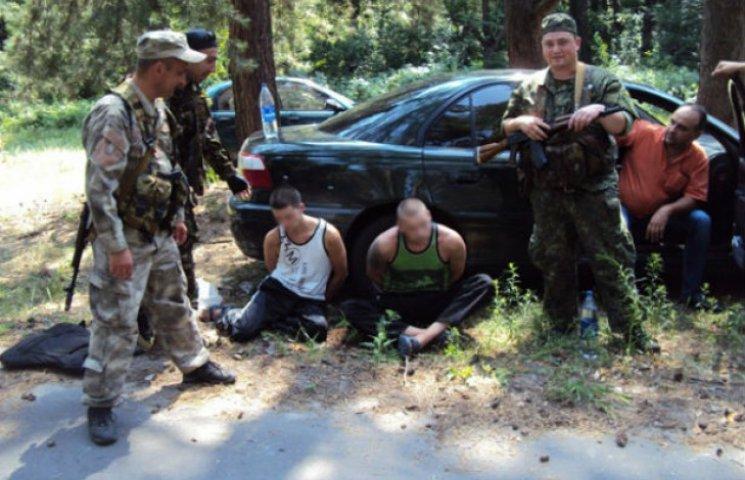 Сумські правоохоронці затримали втікачів з ізолятору (ФОТОФАКТ)