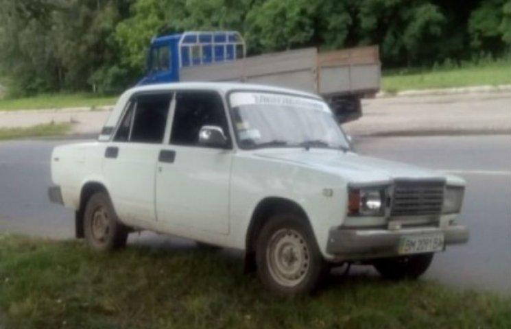 """У Сумах біля """"Хімпрому"""" збили пішохода"""
