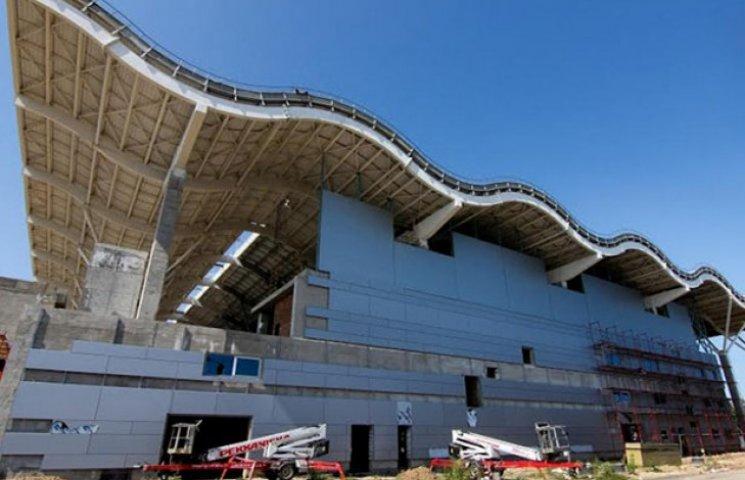Новий термінал аеропорту Одеси майже завершений