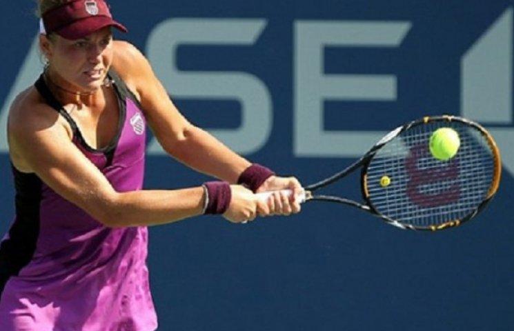 Криворізька тенісистка обіграла екс-першу ракетку світу