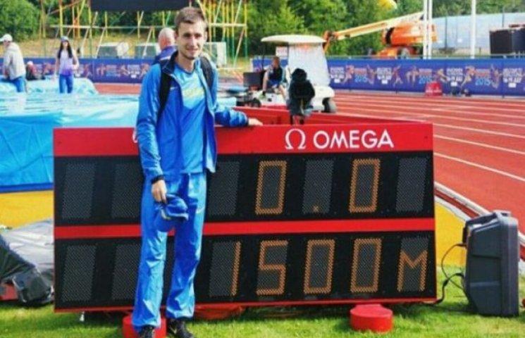 Легкоатлет із Шепетівки здобув третє призове місце у європейській першості