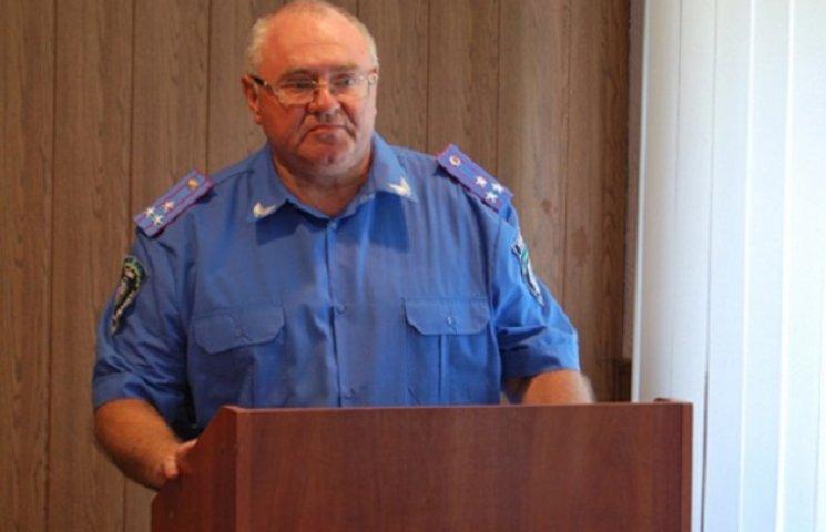 Дніпродзержинську міліцію очолив податківець