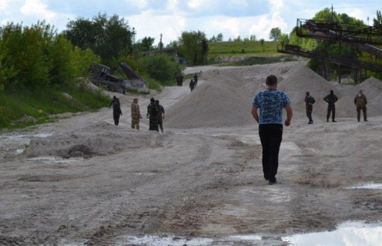 Вінницька міліція заявила, що заручників та поранених на Мурафському кар